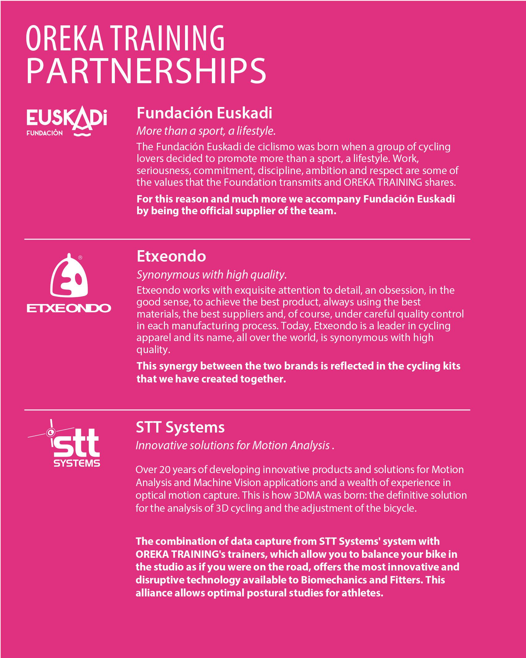 oreka partnerships about us